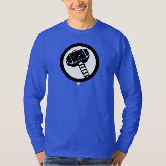 Thor Retro Hammer Icon T-Shirt