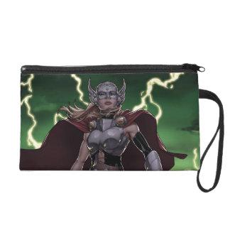 Thor sobre enemigos matados
