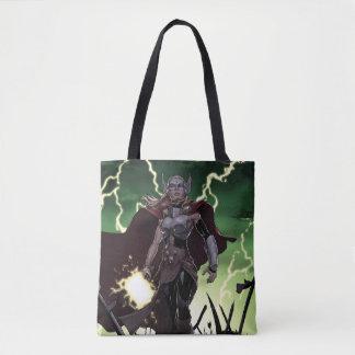 Thor sobre enemigos matados bolsa de tela