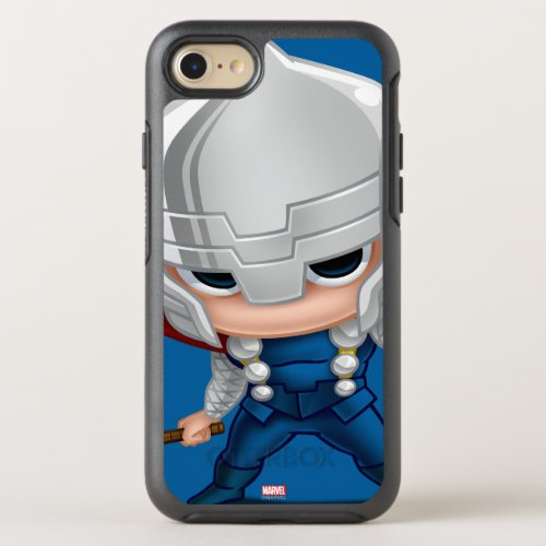 Thor Stylized Art Phone Case