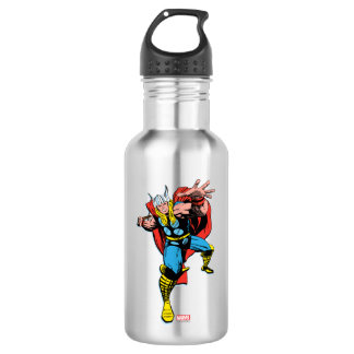 Thor Swing Back Mjolnir Stainless Steel Water Bottle