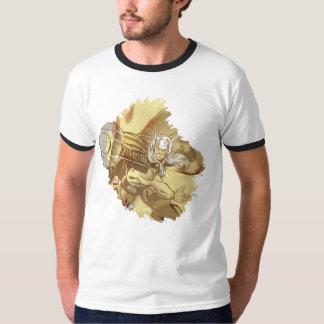 Thor Throwing Mjolnir T-Shirt