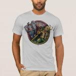 Thor Versus Loki T-Shirt