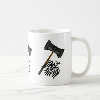 Thor Viking War Hammer Coffee Mug