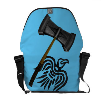 Thor Viking War Hammer Courier Bag