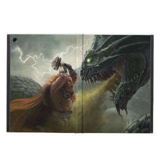 Thor Vs Jormungand iPad Case