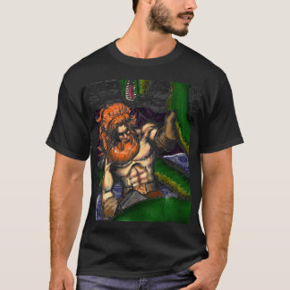 Thor Vs. Jormungand T-Shirt