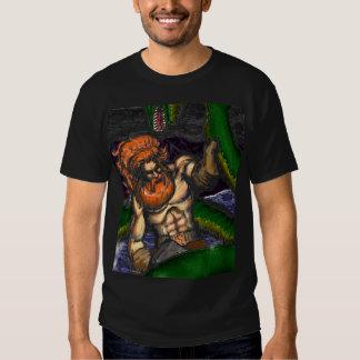 Thor Vs. Jormungand T Shirts