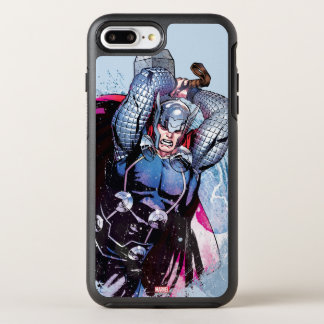 Thor Watercolor Character Graphic OtterBox Symmetry iPhone 8 Plus/7 Plus Case