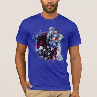 Thor Watercolor Character Graphic T-Shirt
