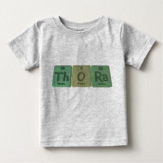 Thora as Thorium Oxygen Radium Tee Shirt