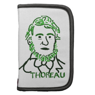 Thoreau-ly Green Folio Planner