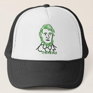 Thoreau-ly Green Trucker Hat