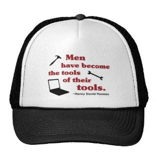 Thoreau on Tools Trucker Hat