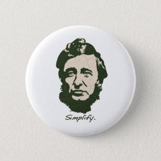 Thoreau - Simplify Button