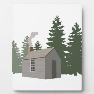 Thoreaus Cabin Plaque