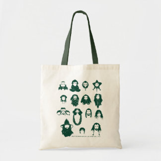 Thorin and Company Hair Canvas Bags