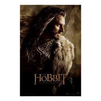 Thorin Character Poster 1 Perfect Poster