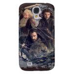 Thorin, Kili, and Balin Graphic Galaxy S4 Cases