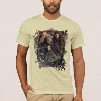 Thorin, Kili, and Balin Graphic T-Shirt