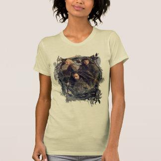 Thorin, Kili, y gráfico de Balin Camisetas