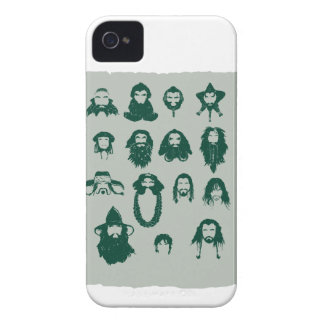 THORIN OAKENSHIELD™ and Company Hair iPhone 4 Case-Mate Cases