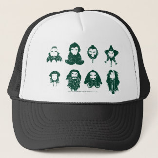 THORIN OAKENSHIELD™ and Company Hair Trucker Hat