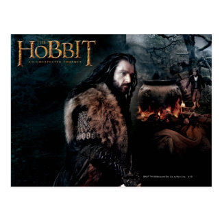 THORIN OAKENSHIELD™ and Company Postcard