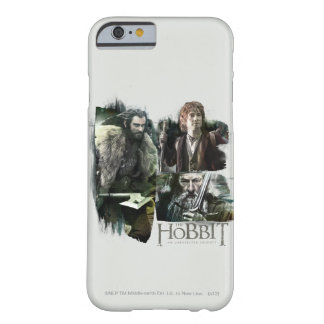 THORIN OAKENSHIELD™, BAGGINS™, and Gandalf Logo Barely There iPhone 6 Case