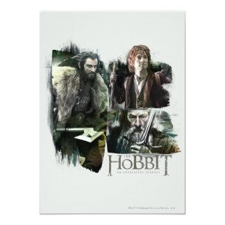 THORIN OAKENSHIELD™, BAGGINS™, and Gandalf Logo Card