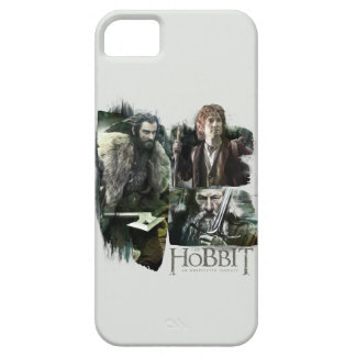 THORIN OAKENSHIELD™, BAGGINS™, and Gandalf Logo iPhone SE/5/5s Case
