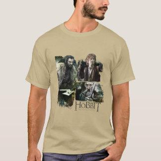THORIN OAKENSHIELD™, BAGGINS™, and Gandalf Logo T-Shirt