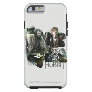THORIN OAKENSHIELD™, BAGGINS™, and Gandalf Logo Tough iPhone 6 Case