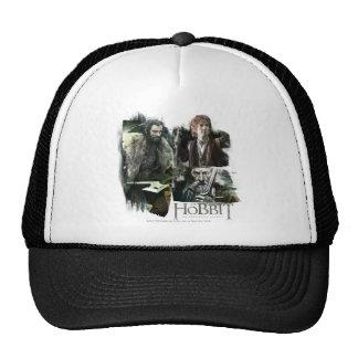 THORIN OAKENSHIELD™, BAGGINS™, and Gandalf Logo Trucker Hat