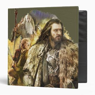 THORIN OAKENSHIELD™, BAGGINS™, Gandalf Binder