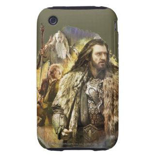 THORIN OAKENSHIELD™, BAGGINS™, Gandalf iPhone 3 Tough Cover