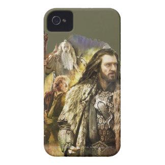 THORIN OAKENSHIELD™, BAGGINS™, Gandalf iPhone 4 Case