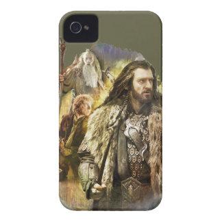 THORIN OAKENSHIELD™, BAGGINS™, Gandalf iPhone 4 Cover
