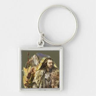 THORIN OAKENSHIELD™, BAGGINS™, Gandalf Keychain