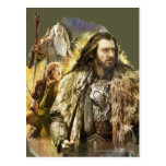 THORIN OAKENSHIELD™, BAGGINS™, Gandalf Postcard