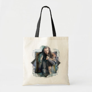 THORIN OAKENSHIELD™ Character Graphic Budget Tote Bag