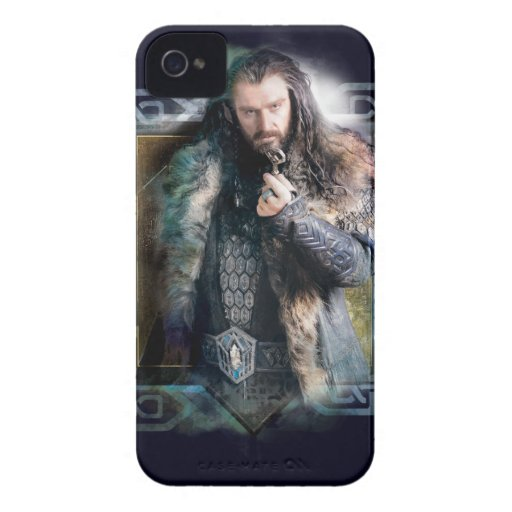 THORIN OAKENSHIELD™ Character Graphic iPhone 4 Case-Mate Case