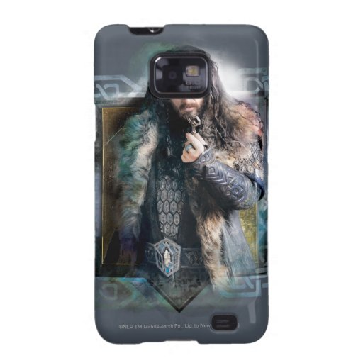 THORIN OAKENSHIELD™ Character Graphic Galaxy S2 Case