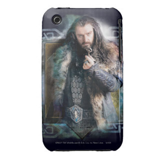 THORIN OAKENSHIELD™ Character Graphic iPhone 3 Case-Mate Case