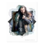 THORIN OAKENSHIELD™ Character Graphic Postcard
