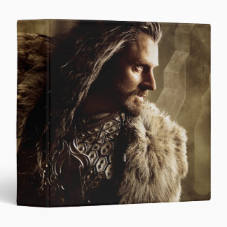 THORIN OAKENSHIELD™ Character Poster 1 3 Ring Binders