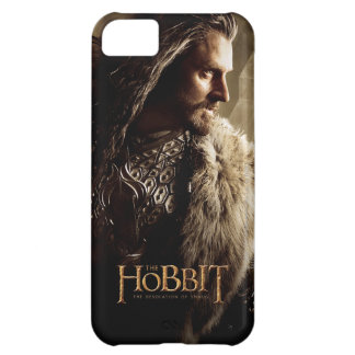 THORIN OAKENSHIELD™ Character Poster 1 iPhone 5C Cases