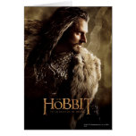 THORIN OAKENSHIELD™ Character Poster 1 Greeting Card