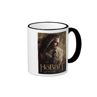 THORIN OAKENSHIELD™ Character Poster 1 Ringer Coffee Mug