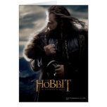 THORIN OAKENSHIELD™ Character Poster 2 Greeting Card